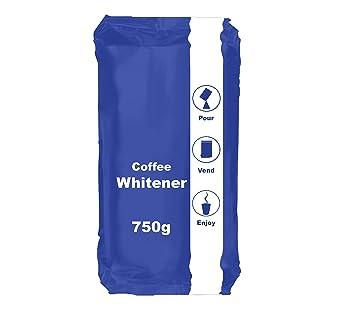 Flair café blanqueador Bulk expendedoras ingredientes para uso en máquinas expendedoras 10 x 750 g paquetes: Amazon.es: Oficina y papelería