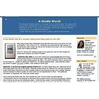 A Kindle World Blog