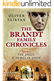 The Angel Schemes in Spain: The Brandt Family Chronicles