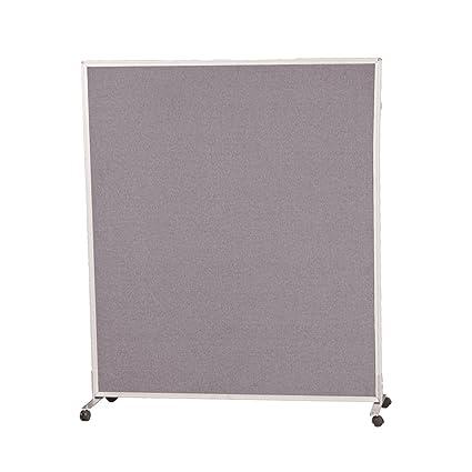 office wall divider. 6\u0027H X 5\u0027W Office Cubicle Wall Divider Parition Standard Modular Panel Gray S
