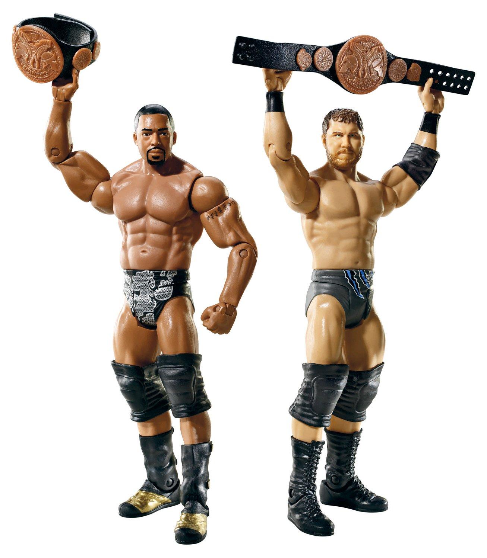 WWE Michael McGillicutty and David Otunga Figure 2-Pack Series 16 by WWE