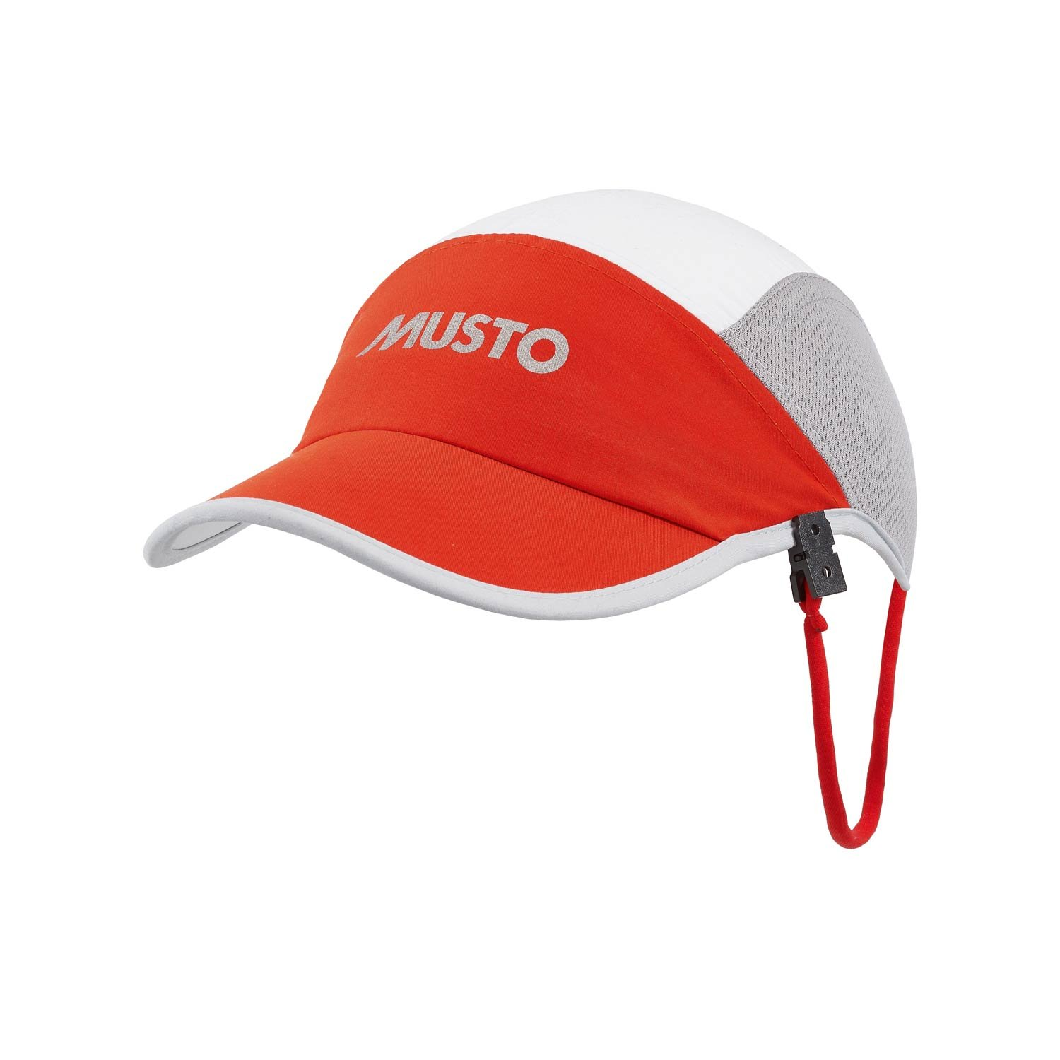 Musto Evolution Cap Fire Orange AE0101 Size-- - Large/XLarge