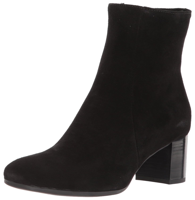 La Canadienne Women's Jane Fashion Boot B01MS86F63 10 B(M) US|Black Suede