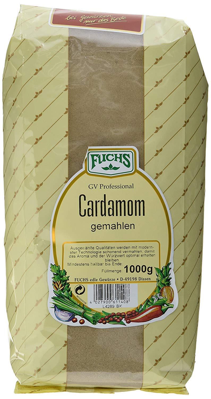 Fuchs Ground cardamom 1000g