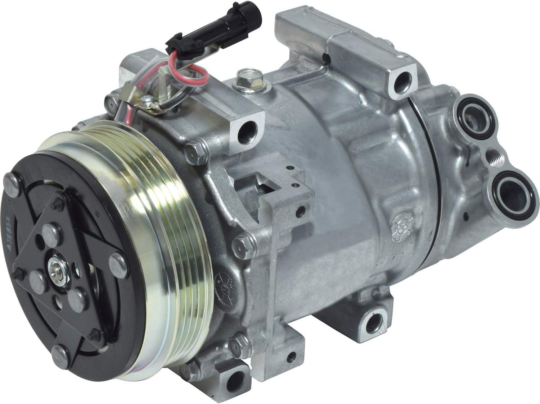AC Compressors New HVAC A/C Compressor CO 1822C Heavy Duty ...