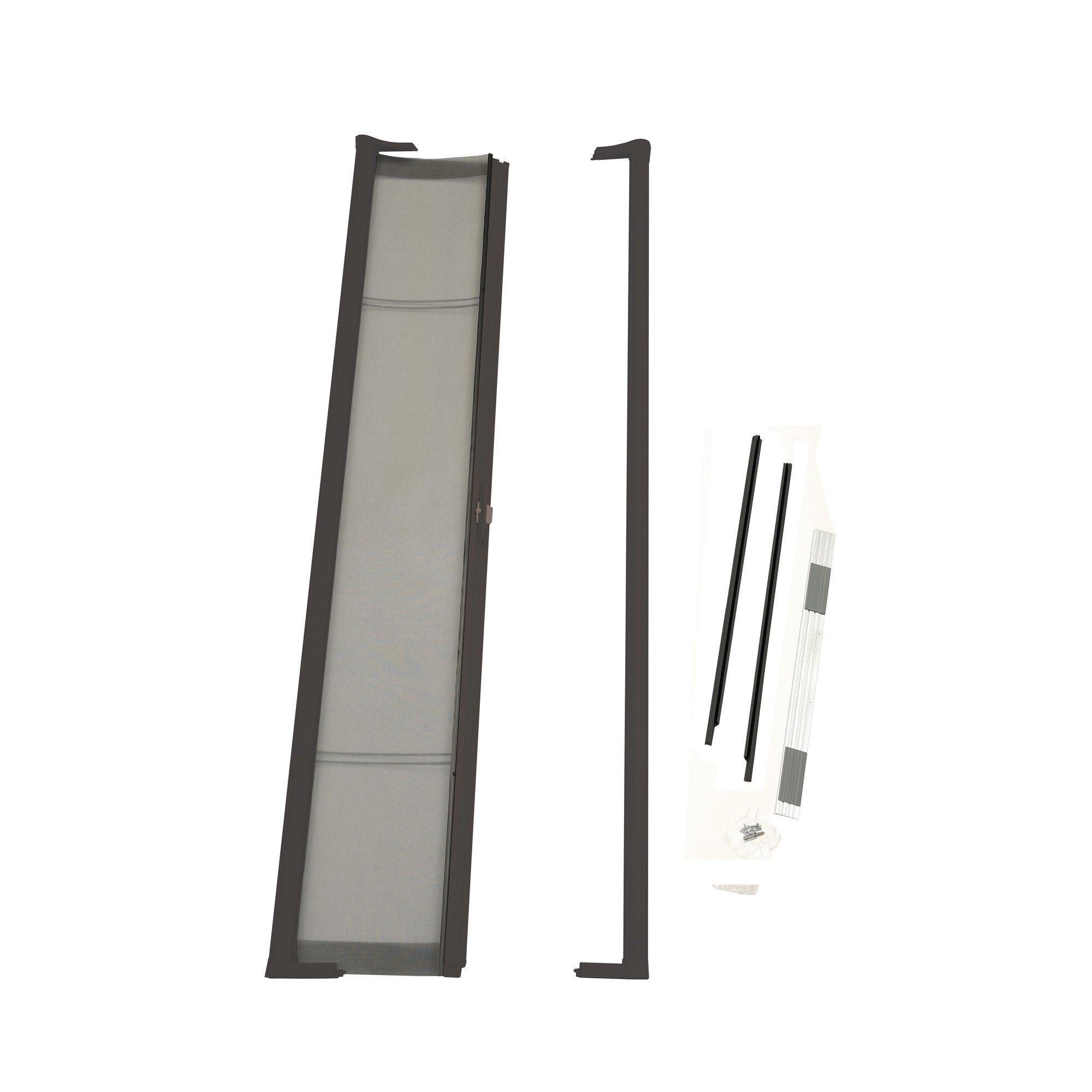 ODL Brisa BRSTBE Bronze Standard Retractable Screen Door