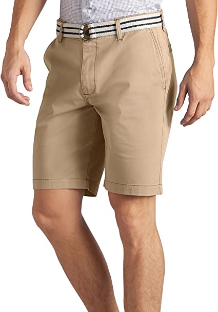 New Dockers Shorts Classic Fit in Blue Palm Print Size 36 Men/'s
