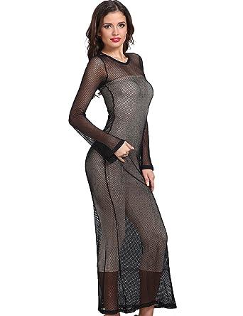 La mujer llevaba un vestido negro de noche Adyce Bandage-Dress ropa interior sexy sagrado