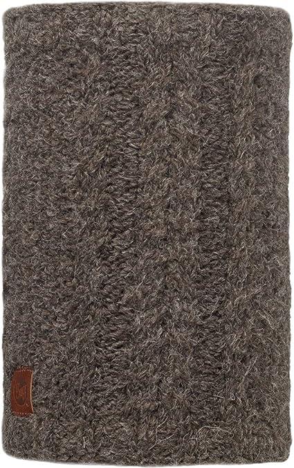 L Amby Buff Neckwarmer Knitted und Polar REV