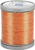 COATS & CLARK Metallic Thread, 125-Yard, Copper