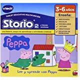 VTech Storio - Juego para tablet educativo, Peppa Pig (3480-233422)
