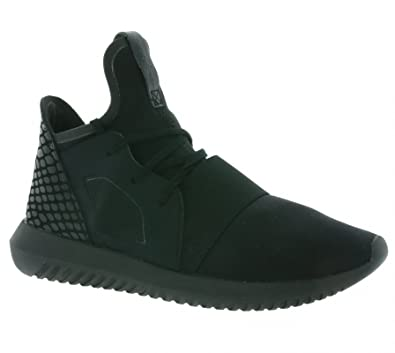 adidas Originals Tubular Defiant W Schuhe Damen Sneaker Turnschuhe Schwarz  S75244 a7d32412fd