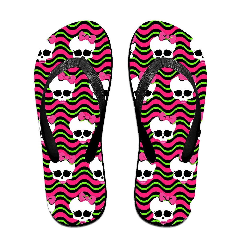 Unisex Summer Beach Slippers Bubble Flip-Flop Flat Home Thong Sandal Shoes