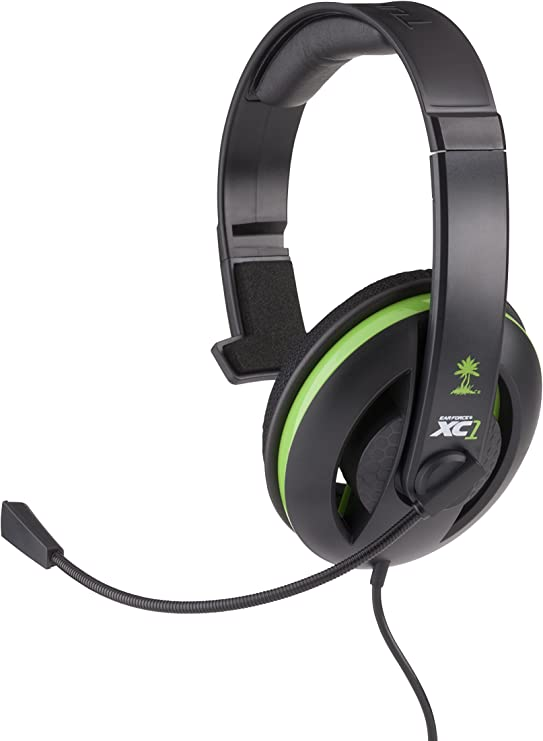 Turtle Beach Ear Force XC1 - Auriculares con micrófono (Xbox 360 ...
