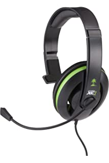 Turtle Beach - Ear Force XC1 Chat Communicator Gaming Headset - Xbox 360 (Discontinued by