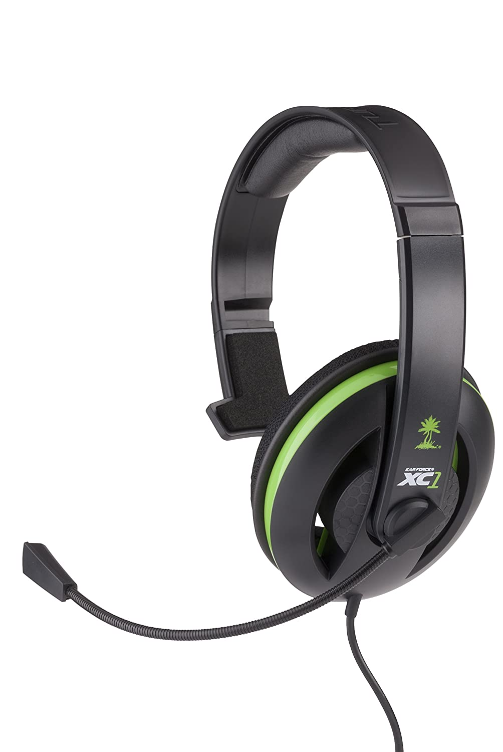 Turtle Beach - Ear Force XC1 Chat Communicator Gaming Headset - Xbox 360 (Discontinued by Manufacturer): Video Games