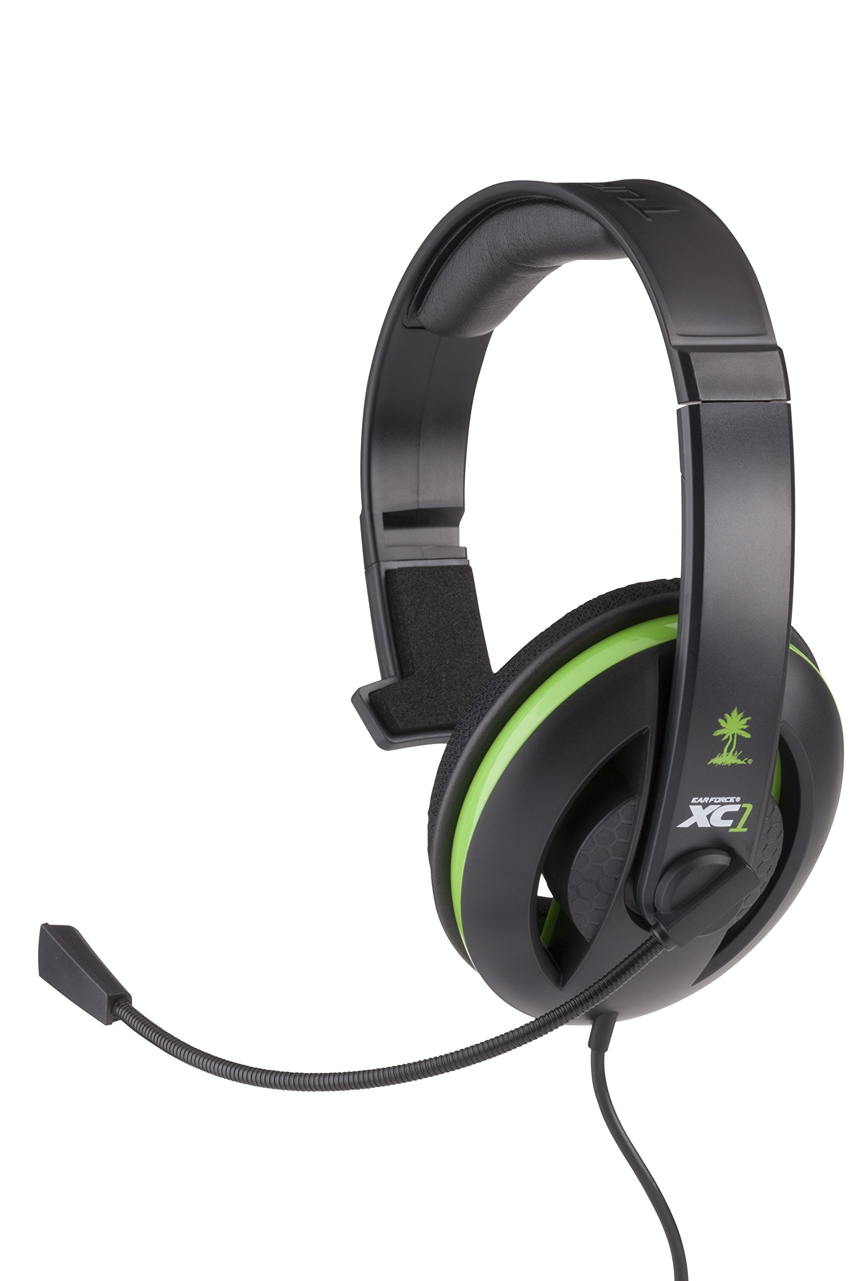 Turtle Beach - Ear Force XC1 Chat Communicator Gaming Headset - Xbox 360 (Discontinued by Manufacturer)