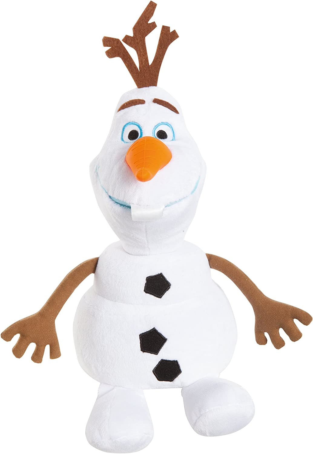 Disney - Frozen Olaf, Peluche y luz de Noche, Color Blanco (Worlds ...