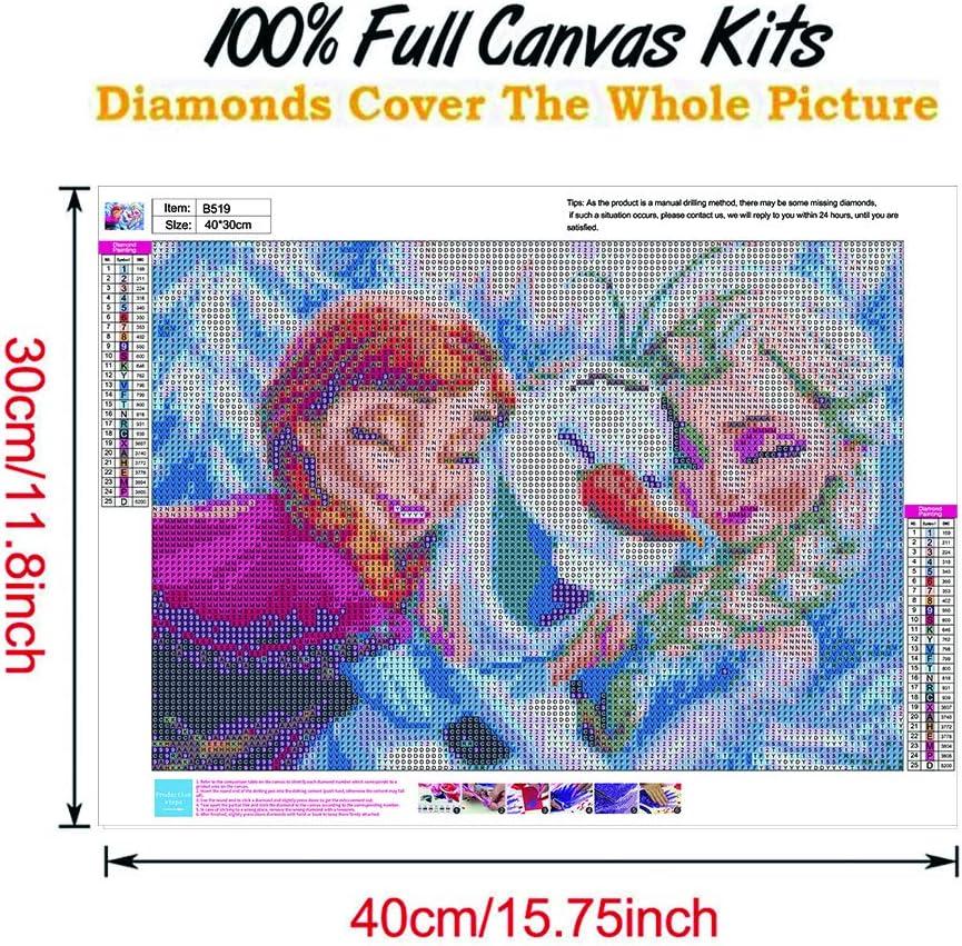 5D DIY Full Drill Diamond Painting Dinosaur Cross Stitch Mosaic Craft Kits #E