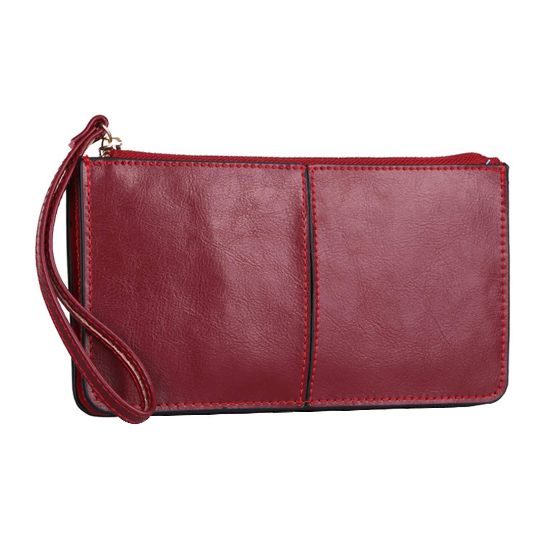Oichy Women Genuine Leather...