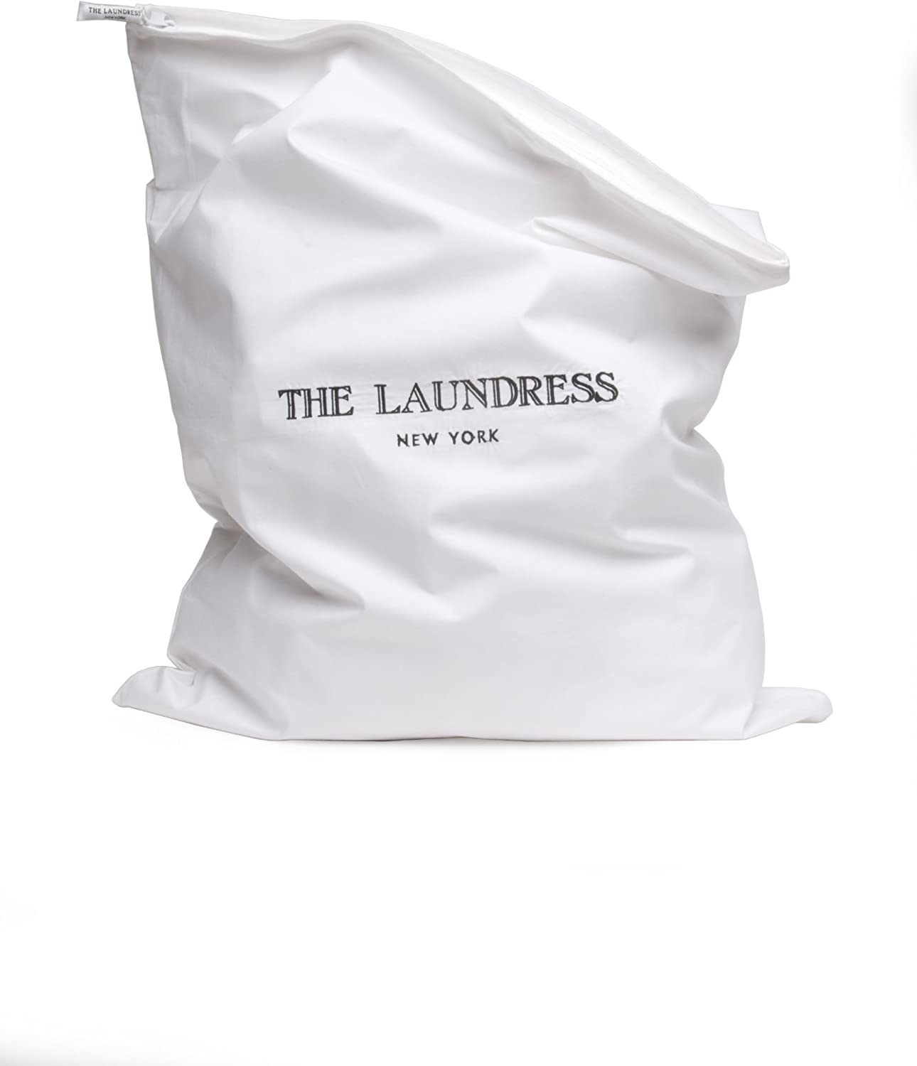 The Laundress - All-Purpose Storage Bag, Clothes and Garments, 100% Cotton, Zip Closure