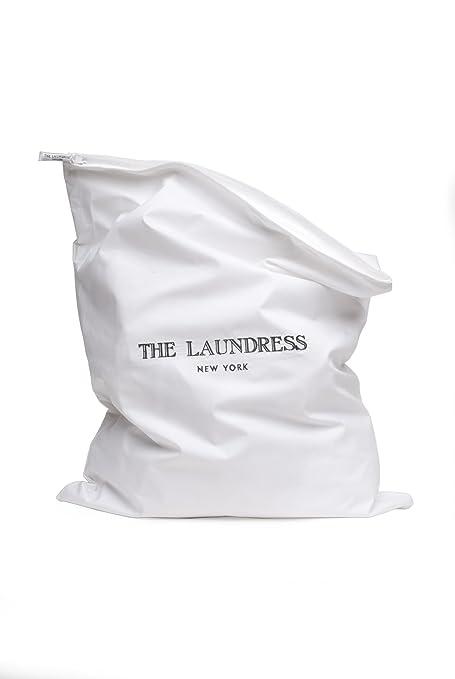 2e26c1d6a337 The Laundress - All-Purpose Storage Bag, Clothes and Garments, 100% Cotton,  Zip Closure
