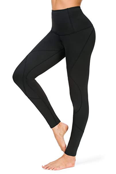 Amazon.com: Sugar Pocket Womens Warm Winter Leggings Yoga ...