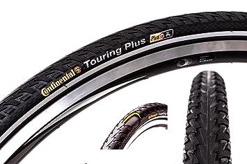 28 pulgadas Continental Touring Plus Reflex - Cubiertas para bicicleta (Protección antipinchazos, 42 - 622: Amazon.es: Deportes y aire libre