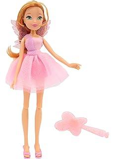 Giochi Preziosi Winx Style Magic Bambola Flora 6a9e13bc3306