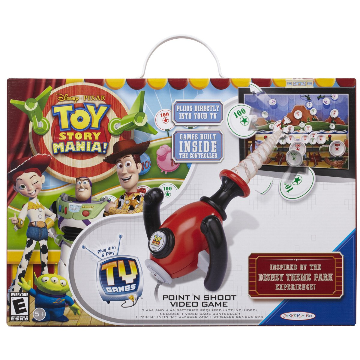 Toy Story Mania TV Games Deluxe Toy Story Mania TV Games (japan import)
