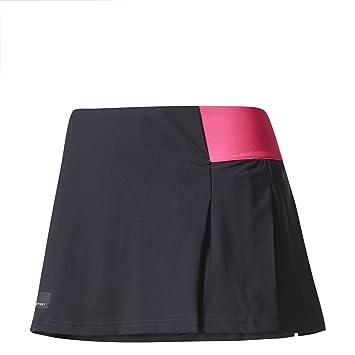adidas BQ6968 Falda de Tenis, Mujer, Azul (azuley), XS