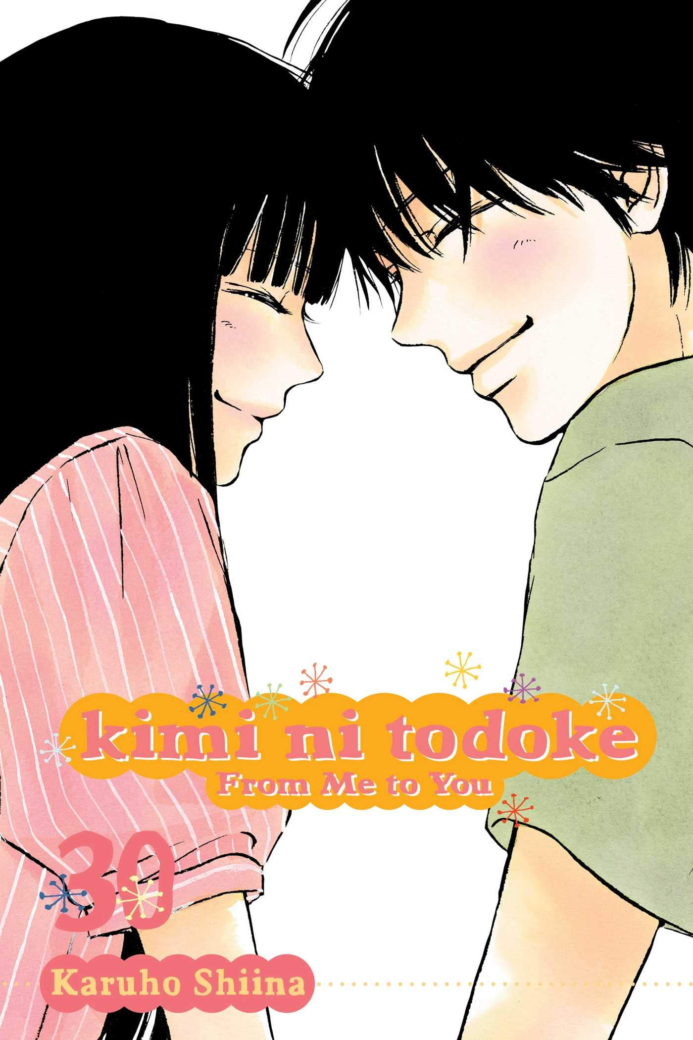 Film review kimi ni todoke from me to you