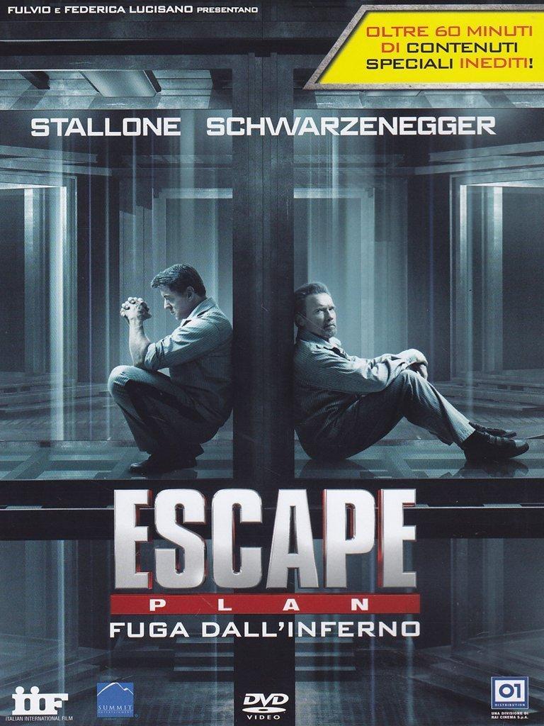 Amazon.com: escape plan - fuga dall'inferno dvd Italian Import ...
