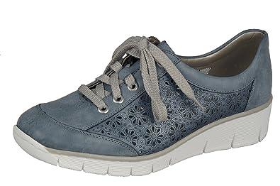 439d32954211 Rieker Damen 53707 Oxford  Amazon.de  Schuhe   Handtaschen