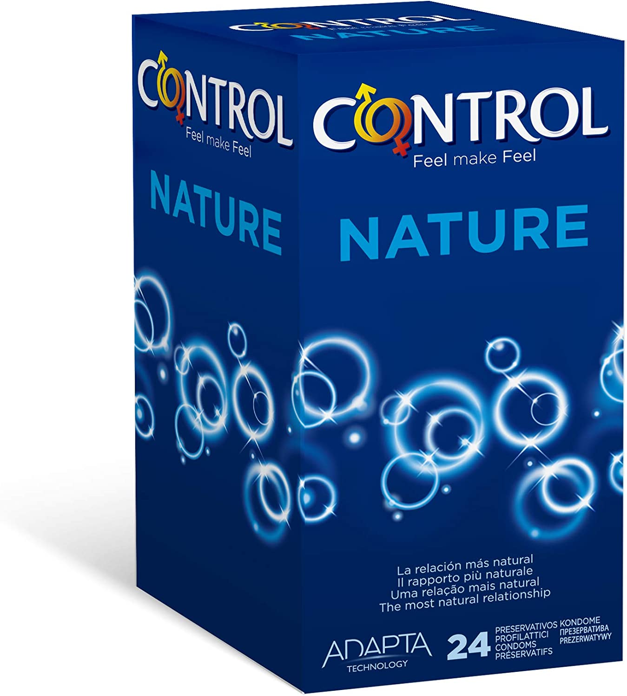 Control Caja de Condones, Pack de 24