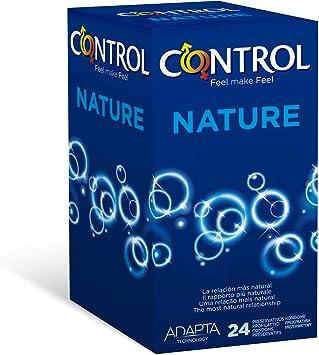 Control Nature Preservativos - Pack de 24 preservativos: Amazon.es ...