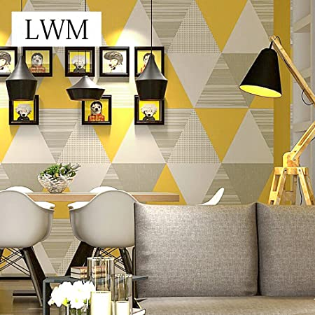 Scandinavian Style Living Room Office Wall Paper Roll