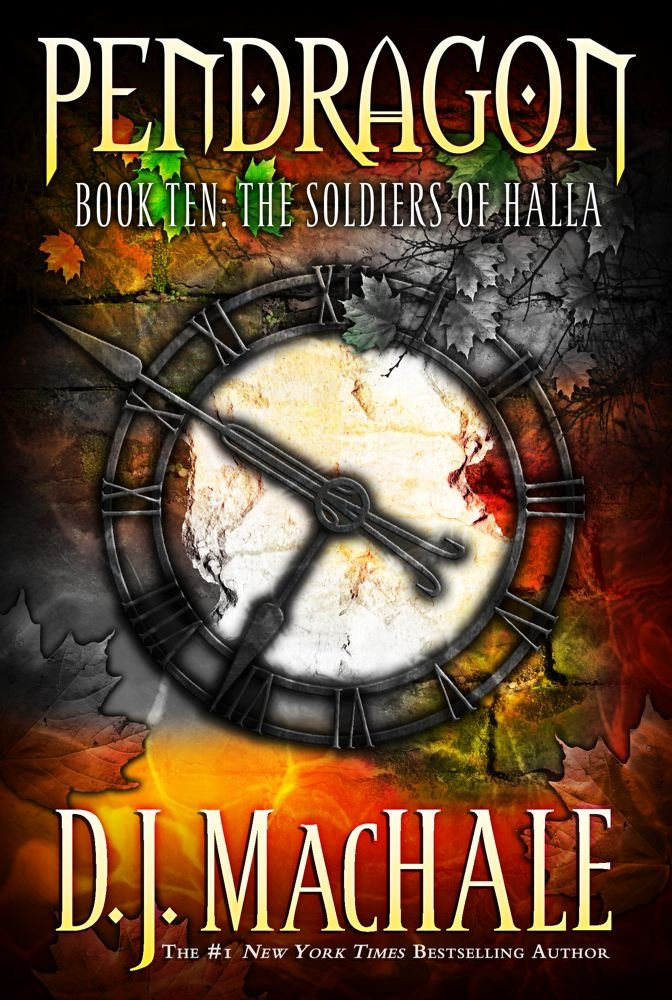 The Soldiers of Halla (Pendragon, Band 10)