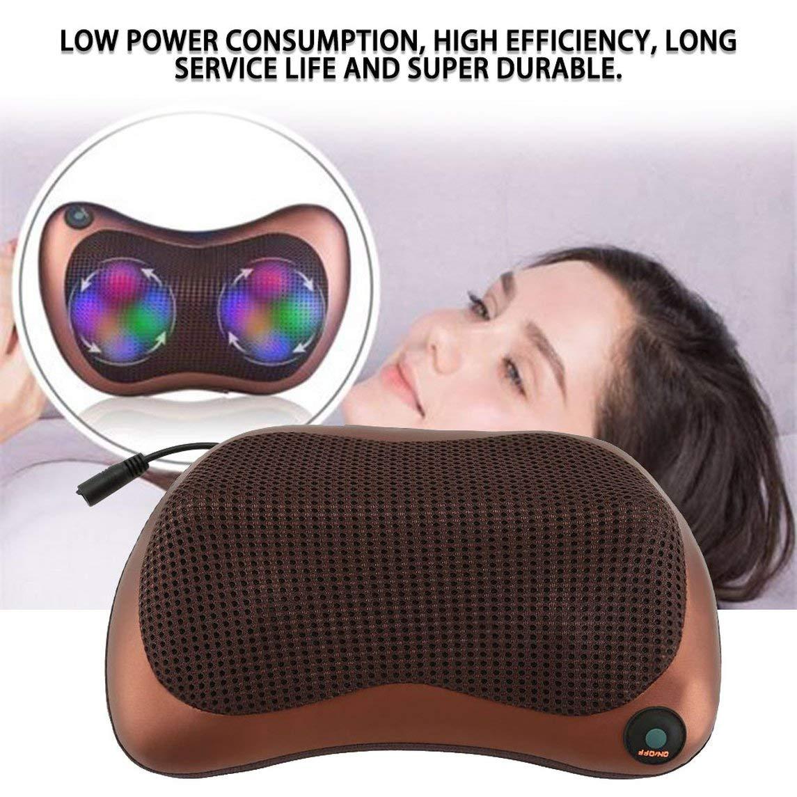 Massage Pillow Waist Shoulder Cervical Leg Multi-Function Massage Pillow by Magicalworld (Image #2)