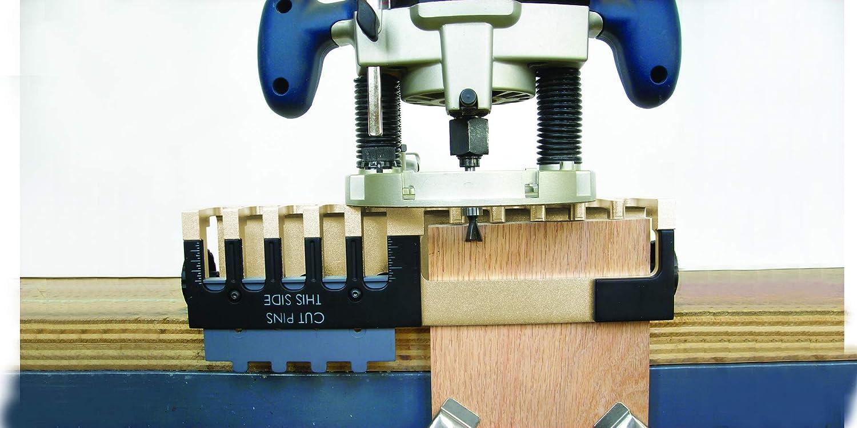 861 General Tools Pro Dovetailer 2 Schwalbenschwanzf/ührung