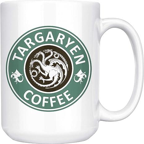 Game of Thrones Parody Ceramic Coffee or Tea Mug A Man Has No Tea