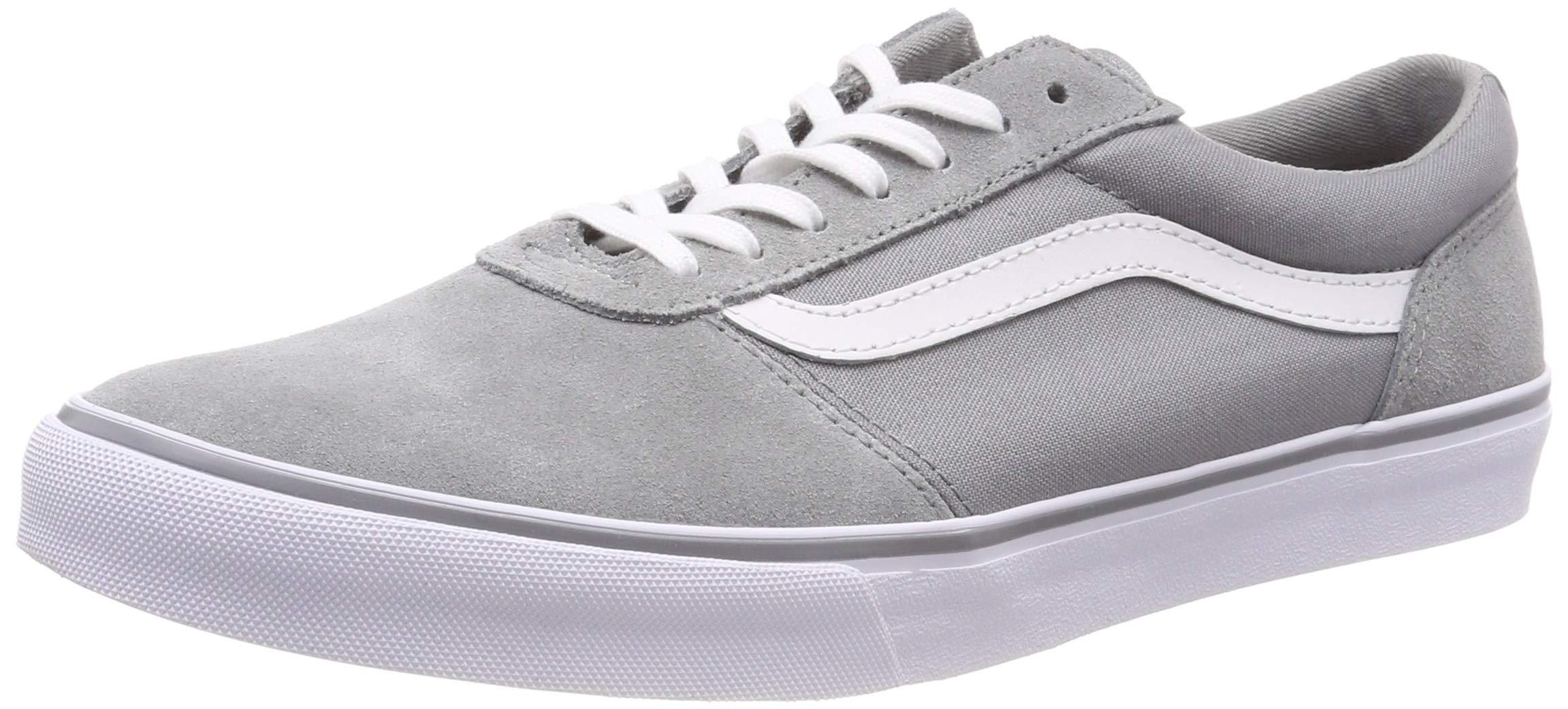 """Vans Women''s Maddie Suede/Canvas Low-Top Sneakers - 713F KXYG4L - Vans Women""""s Maddie Suede/Canvas Low-Top Sneakers"""