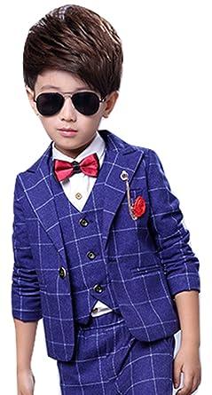 c05ca0fb940f9 子供スーツ 男の子スーツ フォーマルスーツ 全2色 3点セット ジャケット ベスト