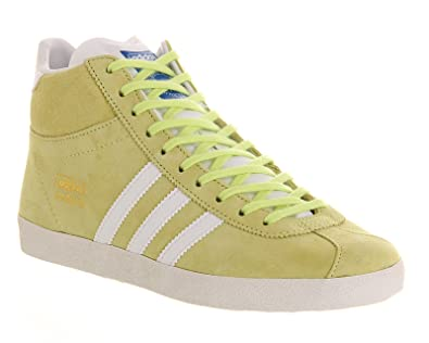 Adidas Gazelle Og Mid Glow White Exclusive - 9 UK