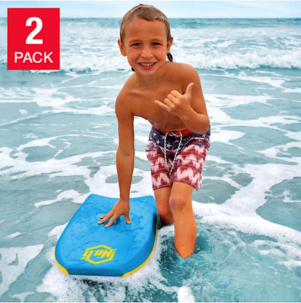 No.6 22 Mini Bodyboard 2-Pack