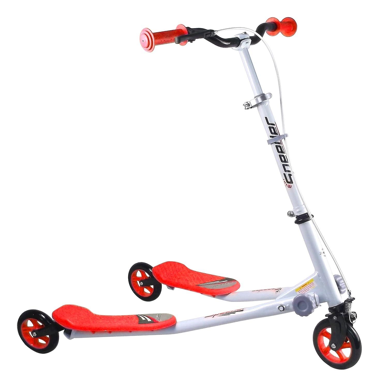 Speeder Kids Mini - Patinete Infantil, Color Rojo: Amazon.es ...