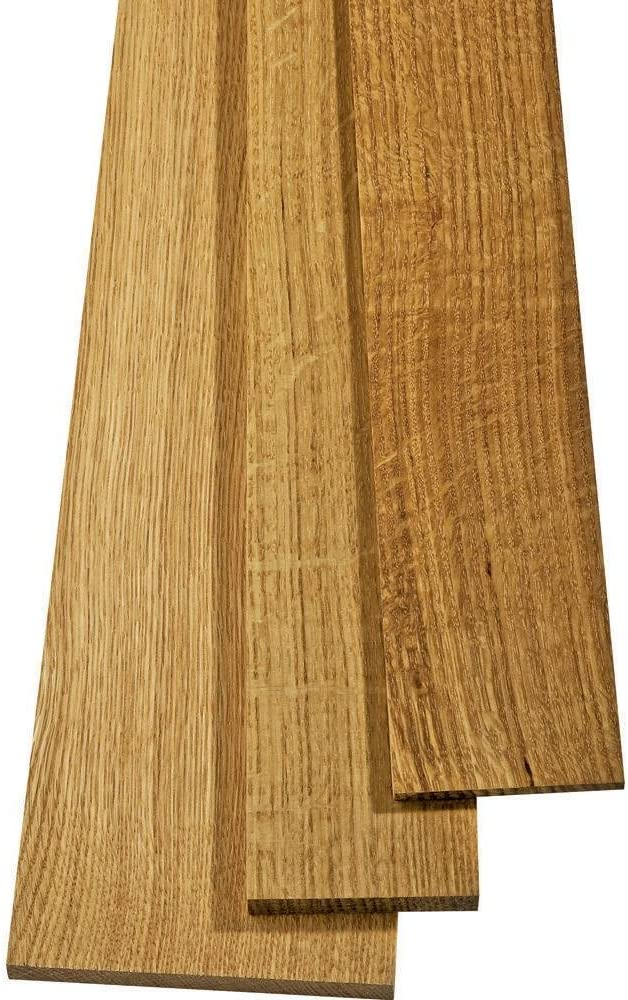 Red Oak Quarter Sawn Plywood 1 PC 1//4 X 24 X 24