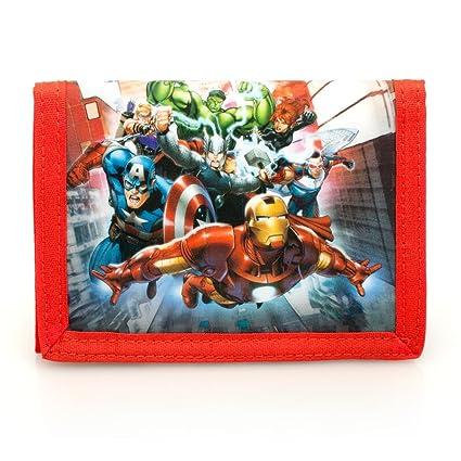 Cartera monedero Avengers 12x10cm.