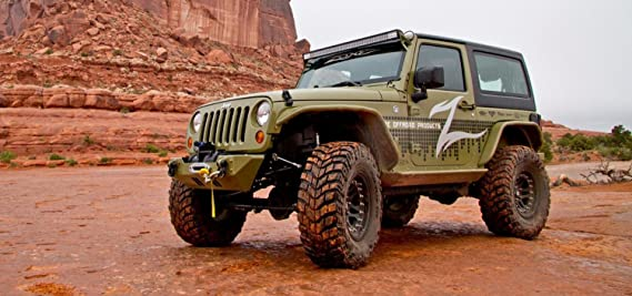 Jeep 4 Inch Lift >> Jeep 4 Jk Wrangler Unlimited Full Suspension Lift Kit Zone Offroad Fits 4 Door Jks Only Item J15