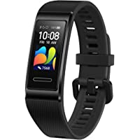 Huawei Band 4 Pro Pro Fitness Activity Tracker (Alles-in-één Slimme Armband, Hartslag- en Slaapbewaking), Ingebouwde GPS…